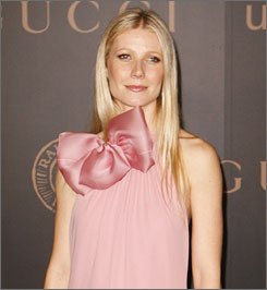 """""""She's a very good friend. I'm supporting her in all the ways that I can. I'm just there for her. I speak to her a lot,"""" Gwyneth Paltrow  said."""