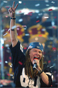 Chinese Democracy  is the first album of new Guns N' Roses material since 1991.