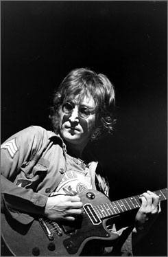 Imagine: John Lennon's last full-length concert was on Aug. 30, 1972, at Madison Square Garden in New York to benefit a children's charity.