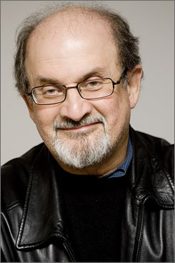 Rushdie: Editor of The Best American Short Stories 2008.