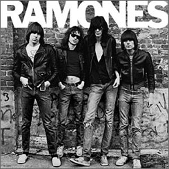 One of the items to go on auction will be a rare poster for a Ramones concert in London from 1976.