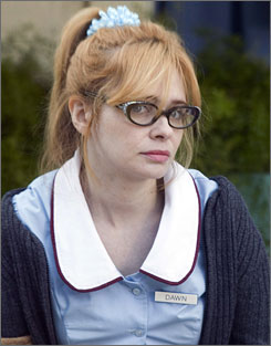Adrienne Shelly  wrote, directed and co-starred in 2007's Waitress.