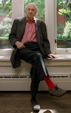Studs Terkel, the master of oral history, died Friday. He was 96.