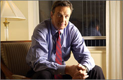 """""""I don't want to just make it up"""": Author Michael Crichton, whose novels effortlessly blended science and suspense, died Tuesday after a battle with cancer. He was 66."""