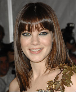 Michelle Monaghan has starred in films such as Made of Honor,Gone Baby Gone and   Mission: Impossible III.
