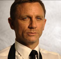 Back as 007: Daniel Craig stars in his second James Bond film, Quantum of Solace. The sequel to 2005's Casino Royale opens Friday.