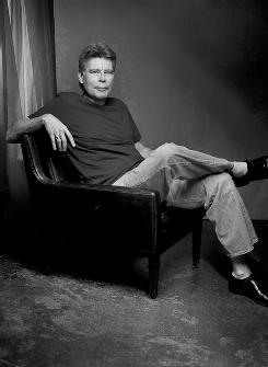 Stephen King's new short-story collection, Just After Sunset, contains 13 terrifying tales that range in length from 10 to 54 pages.