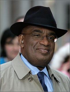 Al Roker will host this year's Christmas in Rockefeller Center telecast.