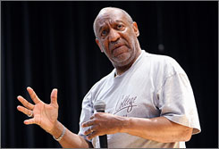 "Bill Cosby's firm belief in parental responsibility shaped the creation of ""The Cosby Show""."