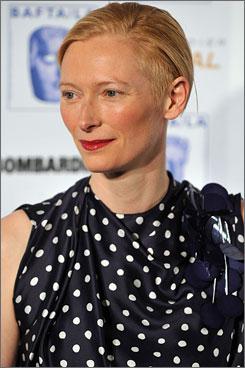 Oscar winner Tilda Swinton will preside over the 2009 Berlin Film Festival in February.