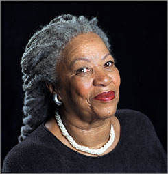 phd thesis on toni morrison