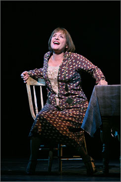 Patti LuPone's Gypsy will have played 388 shows by the time it closes next spring.