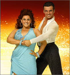 Marissa Jaret Winokur has won a Tony Award for her performance as Tracy Turnblad in Hairspray.