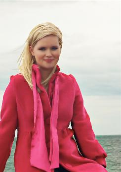 Cecelia Ahern, co-creator of ABC's Samantha Who? and the author of five novels, has a new novel out in April called Thanks for the Memories.