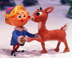Rudolph the Red-Nosed Reindeer is one of the most beloved holiday TV specials, according to readers of USATODAY.COM.