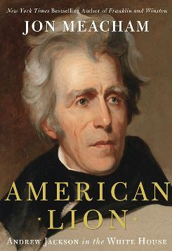 American Lion by Andrew Meacham is No. 13 on USA TODAY's Best-Selling Books list.