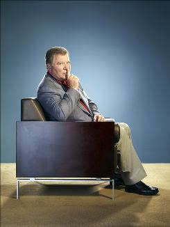 William Shatner, host of a new talk show called Raw Nerve, says he will plumb the core of celebrities.