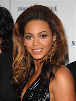 Beyonc is eager to participate. &quot;If they need me to volunteer, they need me to sing, I'm there and I'm ready.&quot;