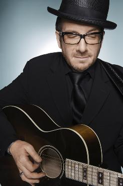 On the air: Elvis Costello's Spectacle premieres tonight on the Sundance Channel.