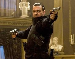 Ray Stevenson stars as a vigilante called the Punisher, a seminarian turned slasher who takes on human demons and personal ones.