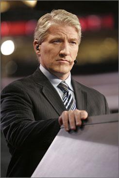 John King  will take over Sunday newscast duties at CNN.