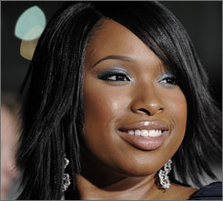 Jennifer Hudson won an Oscar for her role in the film Dreamgirls.