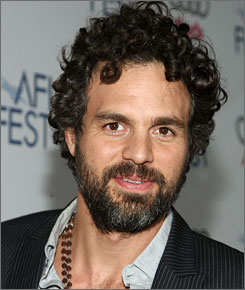 Mark Ruffalo, seen here at a movie screening in November, lost his brother, Scott, Monday night following a gunshot injury last week.