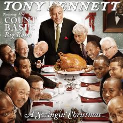 Tony Bennett has himself a merry little Christmas in his new Christmas album, Tony Bennett Featuring the Count Basie Big Band: A Swingin' Christmas.