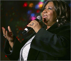 Aretha Franklin, Rick Warren and Yo-Yo Ma have secured tickets to inauguration.
