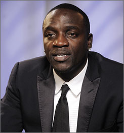 Akon was sentenced to 65 hours of community service and a $250 fine after pleading guilty to harassment, stemming from a June 2007 concert where he threw a fan offstage.