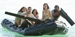 The Lost crew  Jorge Garcia, Matthew Fox, Evangeline Lilly, Yunjin Kim and Naveen Andrews  return Jan. 21.