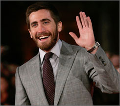 Jake Gyllenhaal has starred in films such as Brokeback Mountain and Donnie Darko.