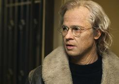 Getting older or younger? Pegging Brad Pitt's age at any point in The Curious Case of Benjamin Button can distract.
