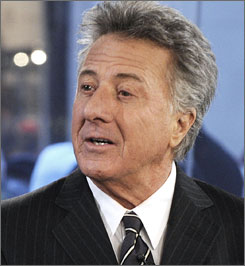 Dustin Hoffman has starred in films such as Tootsie,Rain Man, and Kramer vs. Kramer.