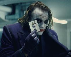 2008 winner: Heath Ledger's hit The Dark Knight was the biggest of the year, earning nearly $531 million.