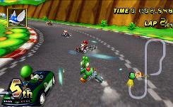 The family-friendly Mario Kart Wii is the biggest game of 2008, selling 5.1 million units. The adult-oriented runner-up, Grand Theft Auto IV, shows the diversity of this year's releases.