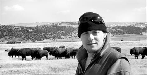 "American Buffalo is author Steven Rinella's earthy, plain-spoken look at America's ""lost icon."" It's a story filled with facts, legends, lore, science and history."