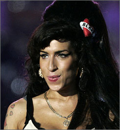 Amy Winehouse is due Norway regarding a drug possession case dating back to 2007, when she and husband Blake Fielder-Civil were caught with seven grams of marijuana.