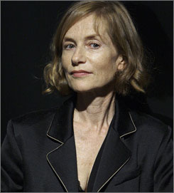 French actress Isabelle Huppert, a veteran of more than 90 films, will head this year's Cannes Film Festival jury.