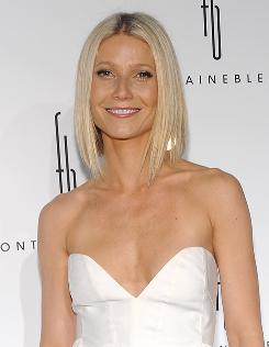 "Gwyneth Paltrow writes an online newsletter about her life for her website, GOOP.com. ""Everything I write, everything that is on there, is very much from the heart,"" she says."