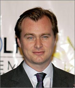 Christopher Nolan has landed a Directors Guild of America nomination.