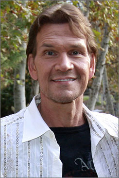 Patrick Swayze has battling pancreatic cancer for a year.