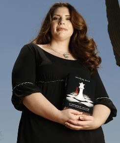 Author Stephenie Meyer, photographed at her home in Cave Creek, Ariz., had the top four slots in USA TODAY's Best-Selling Books list for 2008.
