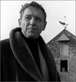 National Medal of Arts recipient Andrew Wyeth was known for his portraits of Pennsylvania and coastal Maine.