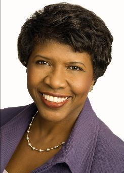 Gwen Ifill: Flap at vice presidential debate before Breakthrough.