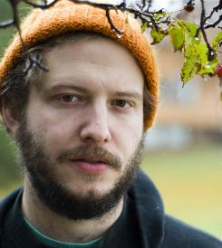 Justin Vernon's latest band, Bon Iver, has an EP with standout title track Blood Bank coming out Tuesday.