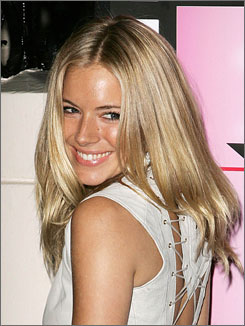 Sienna Miller rose to fame when she began dating Alfie co-star Jude Law.