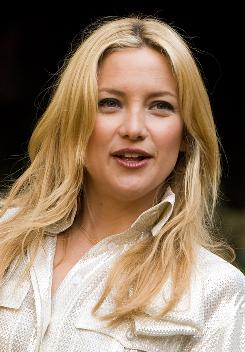 Kate Hudson will play a fashion writer in Rob Marshall's film adaptation of the musical Nine, due Nov. 25.