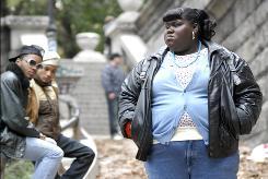 "Push: Gabourey ""Gabby"" Sidibe plays a troubled Harlem teenager in the Sundance favorite."