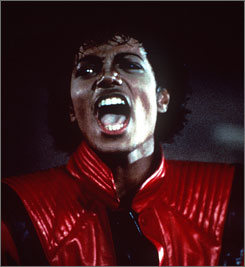 It's true: Michael Jackson's Thriller will be recreated on Broadway.